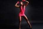 high heels стиль танца